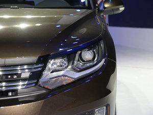 2016款280TSI 自动丝绸之路舒适版 头灯