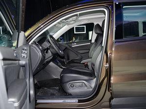 2016款280TSI 自动丝绸之路舒适版 前排空间