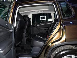 2016款280TSI 自动丝绸之路舒适版 后排空间