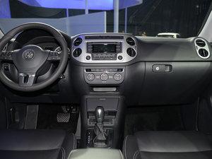 2016款280TSI 自动丝绸之路舒适版 中控台