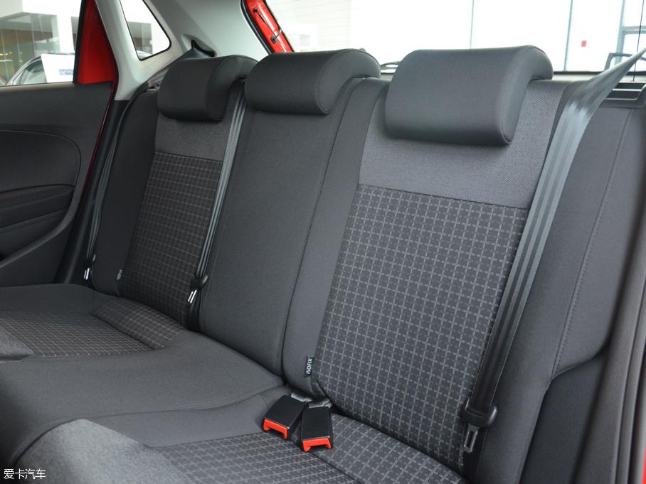 2016款POLO两厢 后排座椅