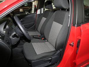 2016款1.4L 手动风尚版 前排座椅