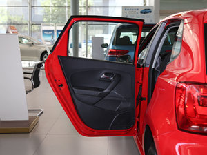 2016款1.4L 手动风尚版 后车门