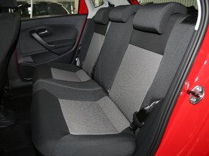 2016款1.4L 手动风尚版 后排座椅