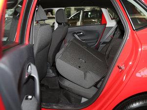 2016款1.4L 手动风尚版 后排座椅放倒
