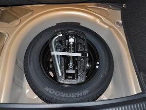 2016款1.6L 自动风尚版 备胎