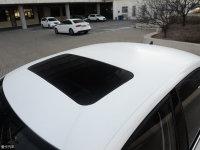 细节外观桑塔纳车顶
