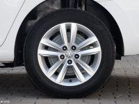 细节外观桑塔纳轮胎