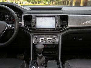 2017款380TSI 自动四驱豪华版 中控台