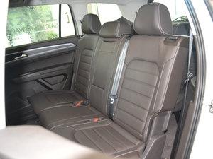 2017款330TSI 自动两驱豪华版 后排座椅
