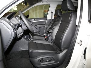 2017款300TSI 自动两驱丝绸之路舒适版 前排座椅