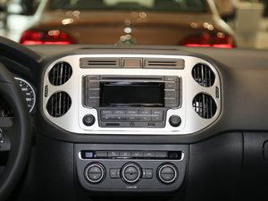 2017款300TSI 自动两驱丝绸之路舒适版 空调出风口