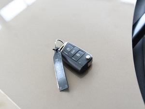 2017款280TSI DSG尊荣版 钥匙