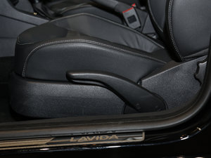 2017款230TSI DSG豪华版 座椅调节
