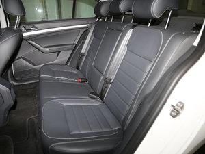 2017款230TSI DSG舒适版 后排座椅