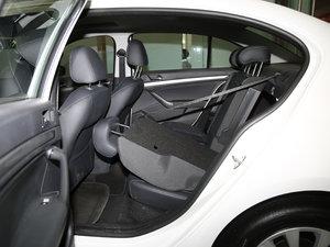 2017款230TSI DSG舒适版 后排座椅放倒