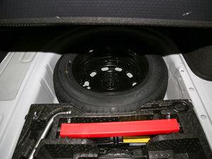 2017款230TSI DSG舒适版 备胎