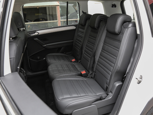 2018款280TSI 自动拓界版 7座 后排座椅