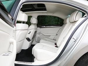 2018款480 V6 四驱至尊旗舰版 后排空间