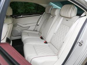 2018款480 V6 四驱至尊旗舰版 后排座椅