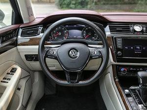 2018款480 V6 四驱至尊旗舰版 方向盘