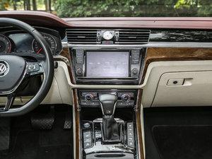 2018款480 V6 四驱至尊旗舰版 中控台