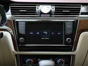 2018款480 V6 四驱至尊旗舰版 中控台显示屏
