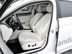 2018款280TSI DSG豪华版 前排座椅