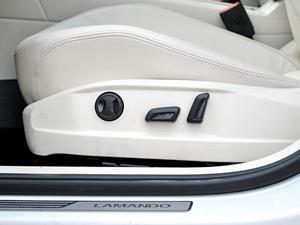 2018款280TSI DSG豪华版 座椅调节