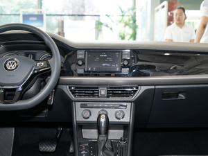 2018款280TSI DSG舒适版 中控台