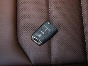 2018款280TSI DSG豪华版 钥匙