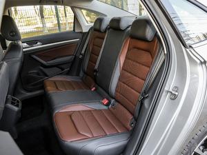 2018款280TSI DSG豪华版 后排座椅