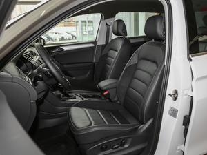 2018款330TSI 两驱舒适版 前排座椅