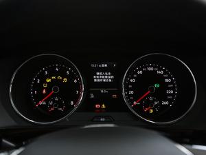 2018款330TSI 两驱舒适版 仪表