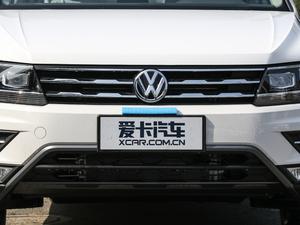 2018款330TSI 两驱豪华版 中网
