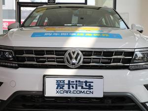 2018款380TSI 四驱尊崇旗舰版 中网