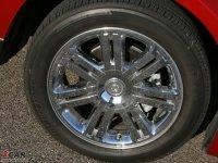 细节外观克莱斯勒Sebring轮胎