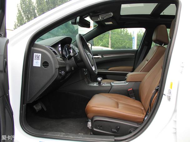克莱斯勒(进口)2014款克莱斯勒300C