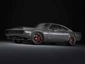 2019款Super Charger概念车 整体外观