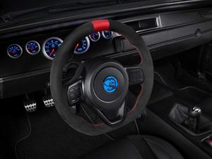 2019款Super Charger概念车 中控区