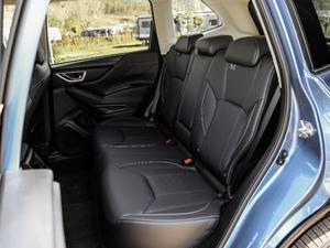 2019款2.0i 豪华版EyeSight 后排座椅