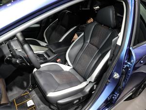 2019款2.0i 智擎旗舰版 EyeSight 前排座椅