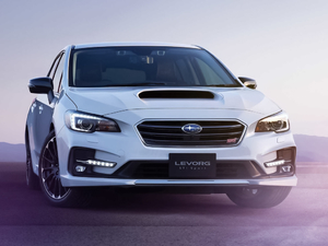 2019款 2.0 STI Sport Black Selection 整体外观
