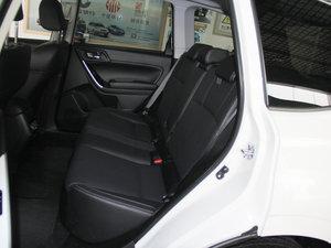 2016款2.5i 尊贵导航版 后排座椅