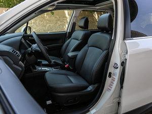 2016款2.0i 豪华导航版 前排座椅