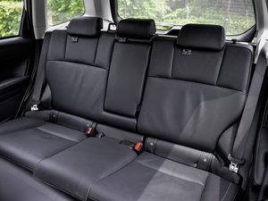 2016款2.5i 豪华导航版 后排座椅