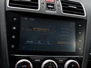 2016款2.5i 豪华导航版 中控台显示屏