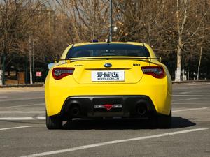 2017款2.0i 自动type-RS黄色特装版 纯后