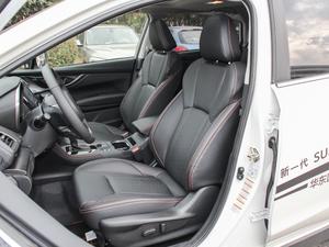 2018款2.0i 全驱豪华版 EyeSight 前排座椅