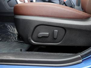 2017款2.5i 豪华特装版 座椅调节